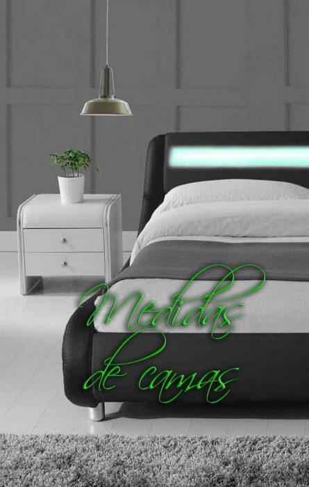 Medidas de camas - Basta de quedar loco