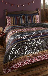 Como elegir tu cama matrimonial, Tipos de Ropa de Cama, sabanas colchas, edredones, precio, oferta