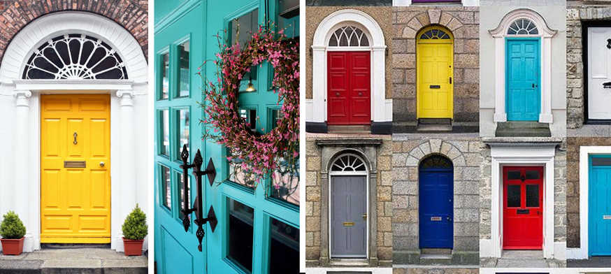 Pintar o Lacar Puertas, pintar puertas de madera, consejos pintar, como pintar