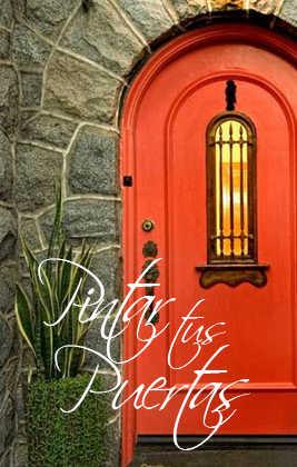 🥉 IDEAS PARA PINTAR o Lacar Puertas en Tiempos de Cuidados